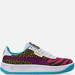 Women's Puma California Animal Casual Shoes