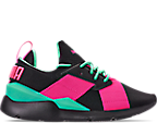 Puma Black/Knockout Pink/Biscay Grey