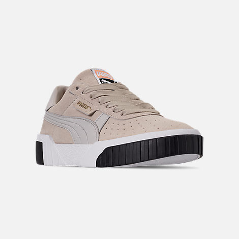 Women's Puma Cali Suede Casual Shoes by Puma