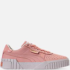 Women's Puma Cali Nubuck Casual Shoes