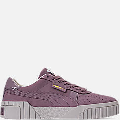 Women's Puma Cali Nubuck Casual Shoes