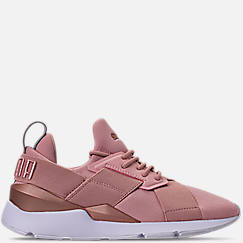 Women's Puma Muse Casual Shoes