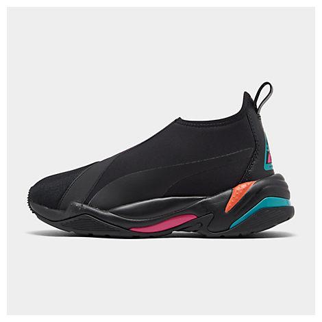 Puma Women's Thunder Casual Shoes, Black