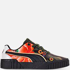 Women's Puma Cali Peonies Camo S.Tsai Casual Shoes
