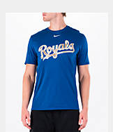 Men's Nike Kansas City Royals MLB 2017 Memorial Day T-Shirt