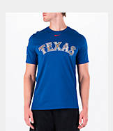 Men's Nike Texas Rangers MLB 2017 Memorial Day T-Shirt