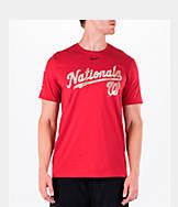 Men's Nike Washington Nationals MLB 2017 Memorial Day T-Shirt