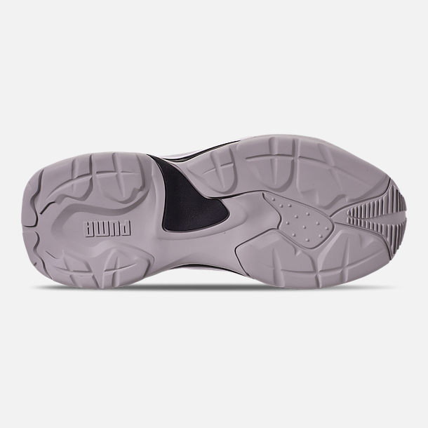 9ddab599b9df Bottom view of Women s Puma Thunder Rive Droite Casual Shoes in Deep  Lagoon Orchid Bloom