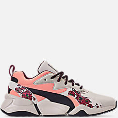 Women's Puma Nova Cherry Bombs S.Tsai Casual Shoes