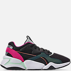 Women's Puma Nova Mesh Casual Shoes