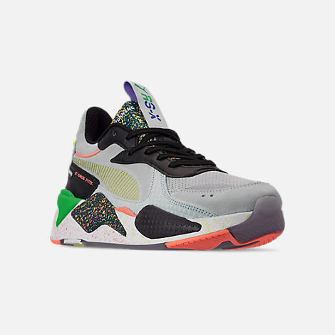 Men's Puma Rs X Fourth Dimension Casual Shoes by Puma