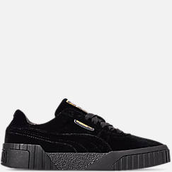 Women's Puma Cali Velvet Casual Shoes