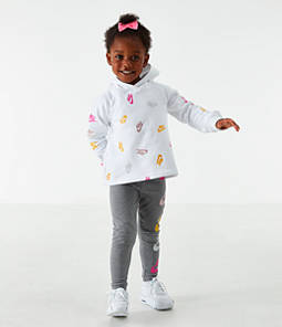 Girls' Little Kids' Nike Allover Print Set