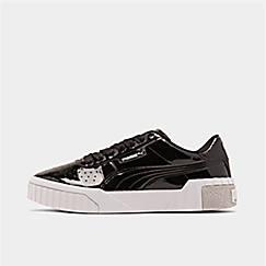 Girls' Big Kids' Puma Cali Patent Casual Shoes