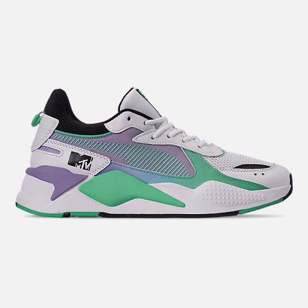 Right view of Men's Puma RS-X Tracks MTV Gradient Running Shoes
