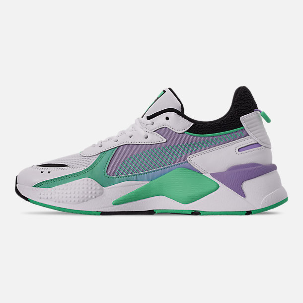 Left view of Men's Puma RS-X Tracks MTV Gradient Running Shoes