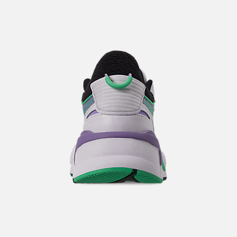 Back view of Men's Puma RS-X Tracks MTV Gradient Running Shoes
