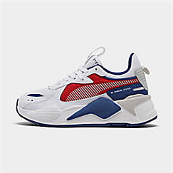 Boys' Big Kids' Puma RS-X Hard Drive Casual Shoes