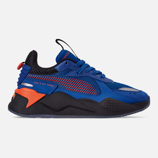9e4be9754638 Right view of Boys  Big Kids  Puma RS-X Toys Hot Wheels Casual