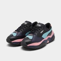 Puma Womens STORM.Y Metallic Casual Shoes Deals