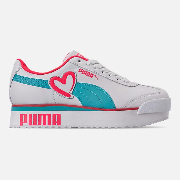 timeless design ce492 d50e2 Women's Puma Roma Amor Heart Casual Shoes