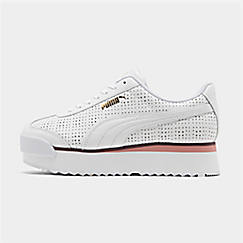 Women's Puma Roma Amor Perf Casual Shoes