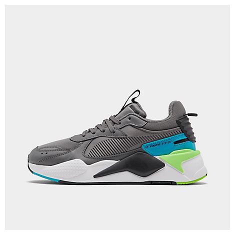 puma men's rsx ptnt casual shoes in grey  modesens