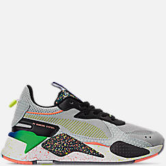 Boys' Big Kids' Puma RS-X Fourth Dimension Casual Shoes