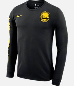 Men's Nike Golden State Warriors 2018 NBA Champs Long-Sleeve T-Shirt