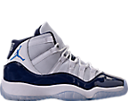 Boys' Grade School Air Jordan Retro XI Basketball Shoes