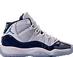 Boys' Grade School Air Jordan Retro XI Basketball Shoes