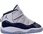 Boys' Toddler Jordan Retro XI Basketball Shoes