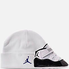 Infant Air Jordan Retro 11 Crib Gift Pack