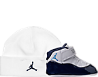 Infant Jordan Retro XI Crib Gift Pack