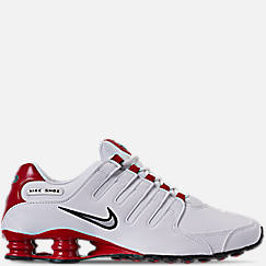 uk availability 7666e 64596 Men s Nike Shox NZ Running Shoes