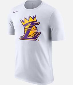 Men's Nike Los Angeles Lakers NBA Crown T-Shirt