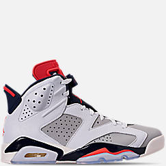 923d25bf6c5f Men s Air Jordan Retro 6 Basketball Shoes