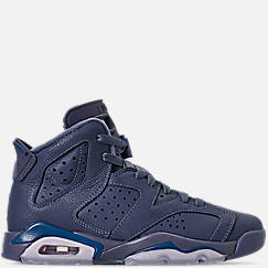 Big Kids' Air Jordan Retro 6 Basketball Shoes