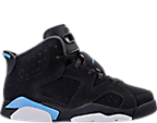 Boys' Preschool Air Jordan Retro 6 Basketball Shoes