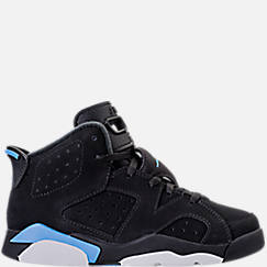 Kids' Preschool Air Jordan Retro 6 Basketball Shoes