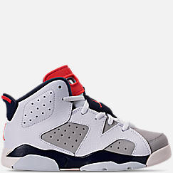 Little Kids  Air Jordan Retro 6 Basketball Shoes 6aca870d3