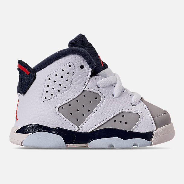 kids toddler air jordan retro 6 basketball shoes finish line