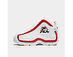 White/Fila Red/Black