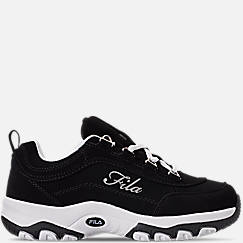 Girls' Big Kids' Fila Strada Girl Casual Shoes