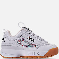 Big Kids' Fila Disruptor II Casual Shoes
