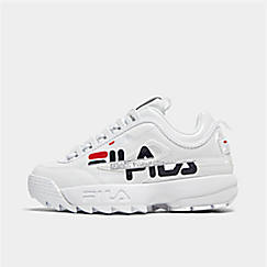 Boys' Big Kids' Fila Disruptor 2 Print Casual Shoes