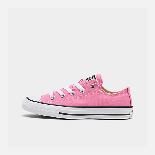 Right view of Converse Preschool Chuck Taylor in Pink