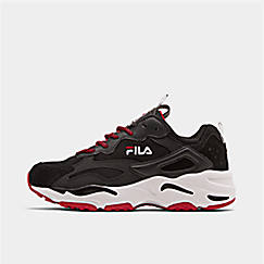 Big Kids' Fila Ray Tracer Casual Shoes
