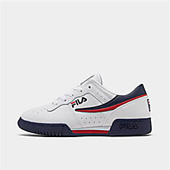 0583585448412 Boys  Big Kids  Fila Original Fitness Casual Shoes