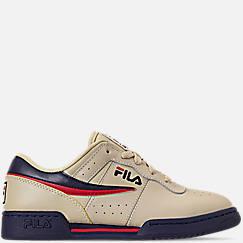 0443b0b61884 Boys  Big Kids  Fila Original Fitness Casual Shoes